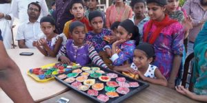 Diwali Celebration in Gur Aasra Trust